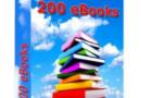 200 EBOOKS
