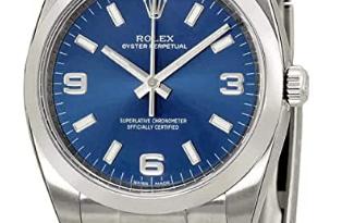 ROLEX AIRKING BLUE