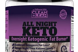 CLEAN+LEAN ALL NIGHT KETO