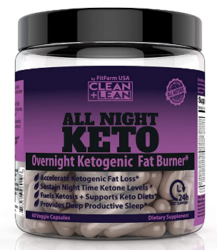CLEAN+LEAN ALL NIGHT KETO