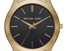 Michael Kors Men's Slim Runway Quartz Watch