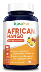 BEST AFRICAN MANGO NUSAPURE