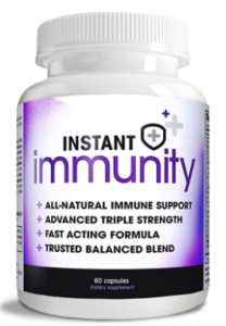 BEST IMMUNITY SYSTEM BOOSTERS INSTANT IMMUNITY