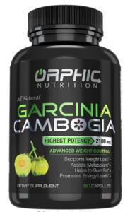 GARCINIA CAMBOGIA EXTRACT - ORPHIC