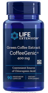 GREEN COFFEE LIFE EXTENSION