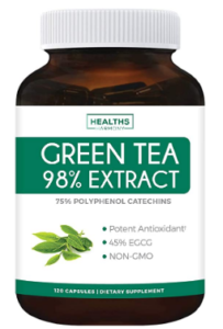 GREEN TEA EXTRACT HEALTH HARMONY