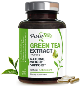 GREEN TEA EXTRACT PURE TEA
