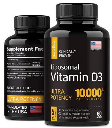 best vitamin d3 supplements