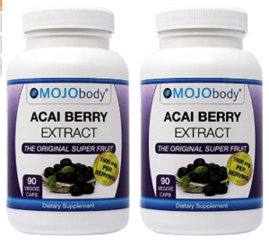 MOJObody Acai Berry Extract