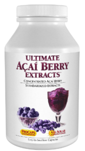 Ultimate Açai Berry Extracts
