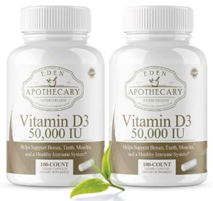 best vitamin d3 supplements 50000iu