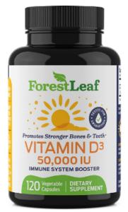 best vitamin d3 supplements - forestleaf