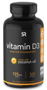 best vitamin d3 supplements - sr