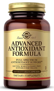 BEST ANTIOXIDANT SUPPLEMENTS =SOLGAR