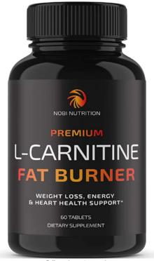BEST FAT BURNERS L-CARNITINE