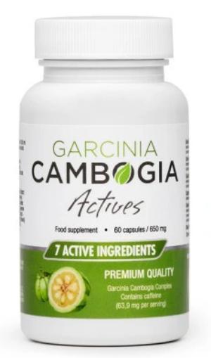 BEST GARCINIA CAMBOGIA ACTIVES